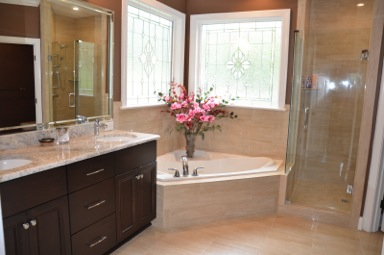 AFTER - Lochside Bathroom Remodel
