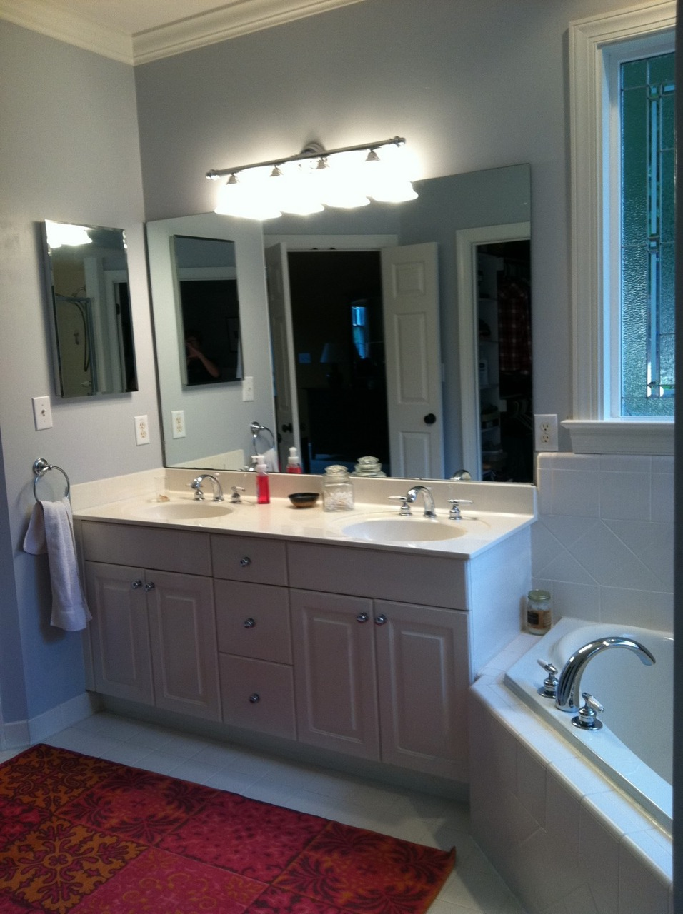 BEFORE - Lochside Bathroom Remodel