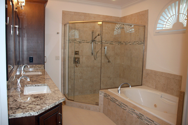Master Bathroom Remodels Before And After bathroom remodeling pictures | trendmark inc.