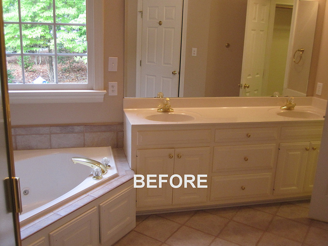 BEFORE - Bathroom Remodel