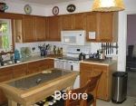 Kitchen Remodel Before 21