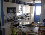 Kitchen Remodel Before 39