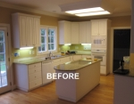 Kitchen Addition Remodel Before 41