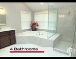 As seen on HGTV Master bathroom remodel