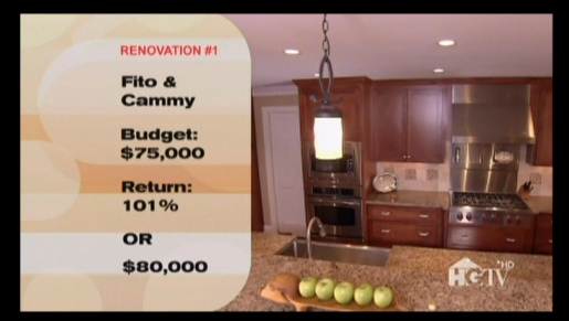As seen on HGTV 101