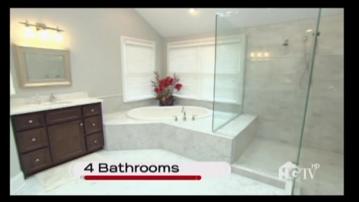 As Seen On Hgtv Master Bathroom Remodel