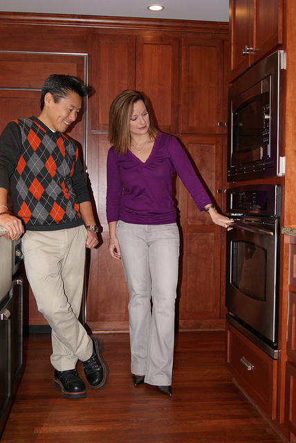 Vern Yip and Renee Hillman - HGTV