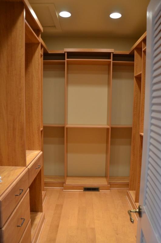 After Master Suite/Closet Remodel