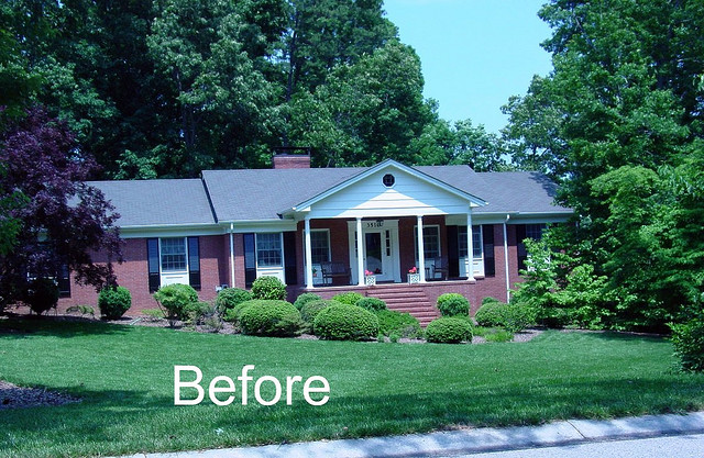 Home renovation pictures trendmark inc for Second floor addition before and after