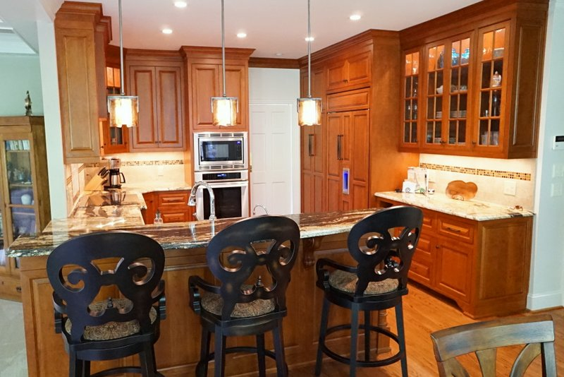 AFTER - Kitchen Remodeling
