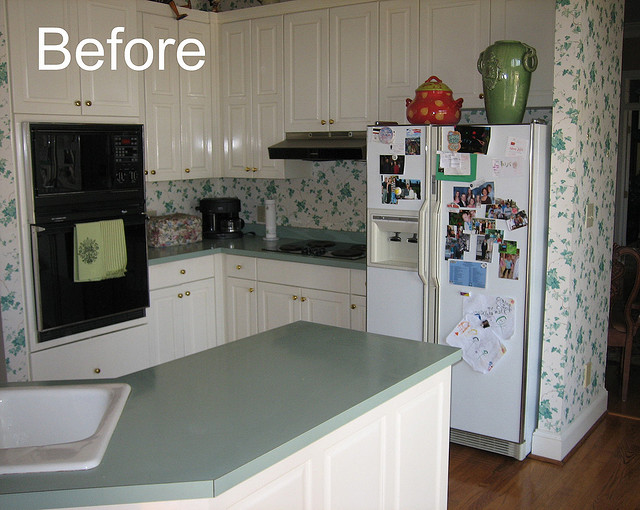 05 kitchen remodel before