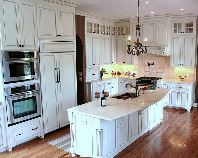 AFTER- Kitchen Remodel - Gold STAR Award
