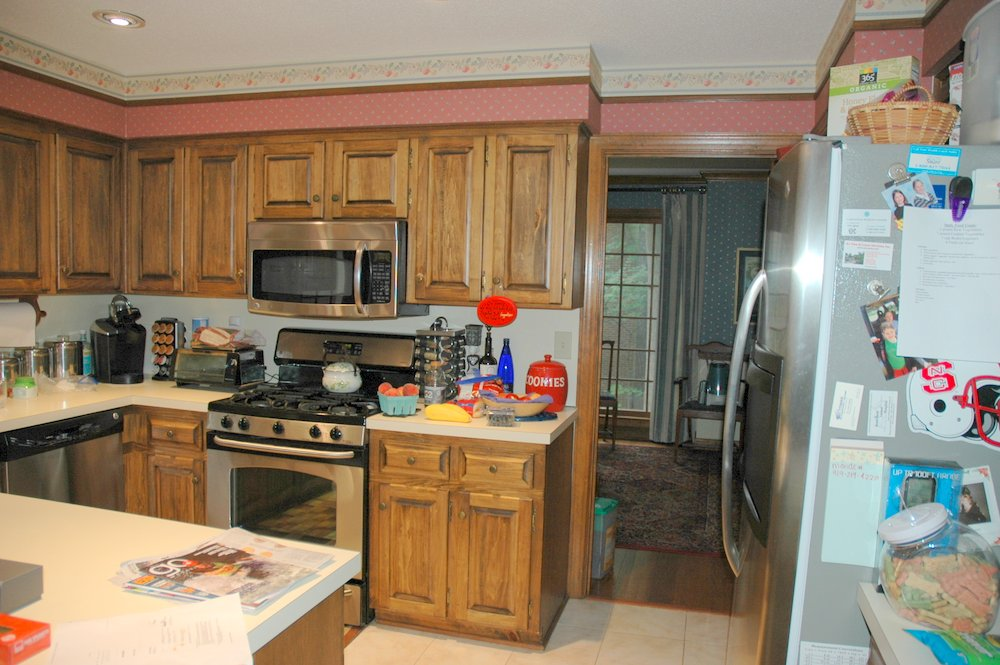 BEFORE - Loch Haven Kitchen Remodel