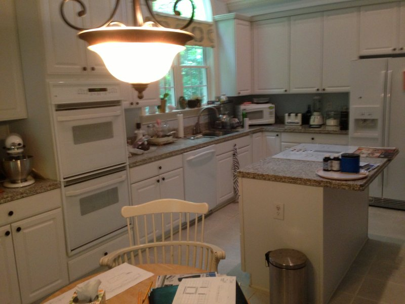 BEFORE - Kitchen Remodeling