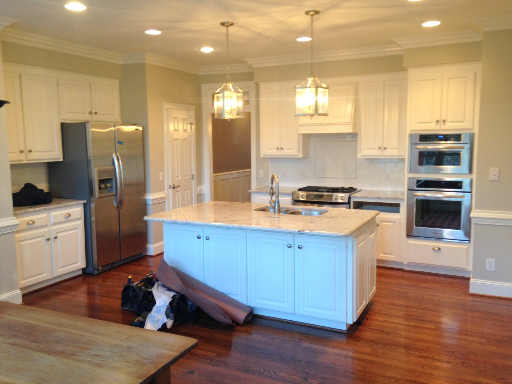 Kitchen Remodeling Pictures | TrendMark Inc