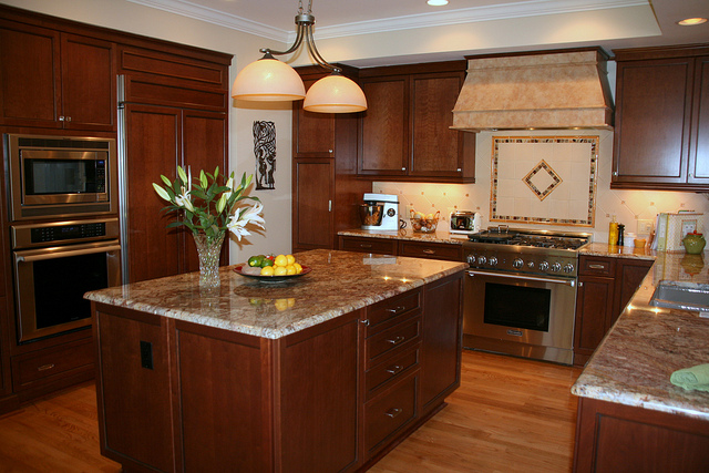 AFTER - Bordeaux Kitchen Remodel