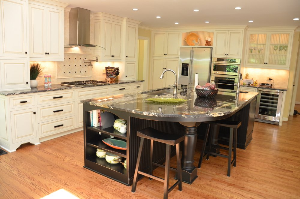 AFTER - Loch Haven Kitchen Remodel