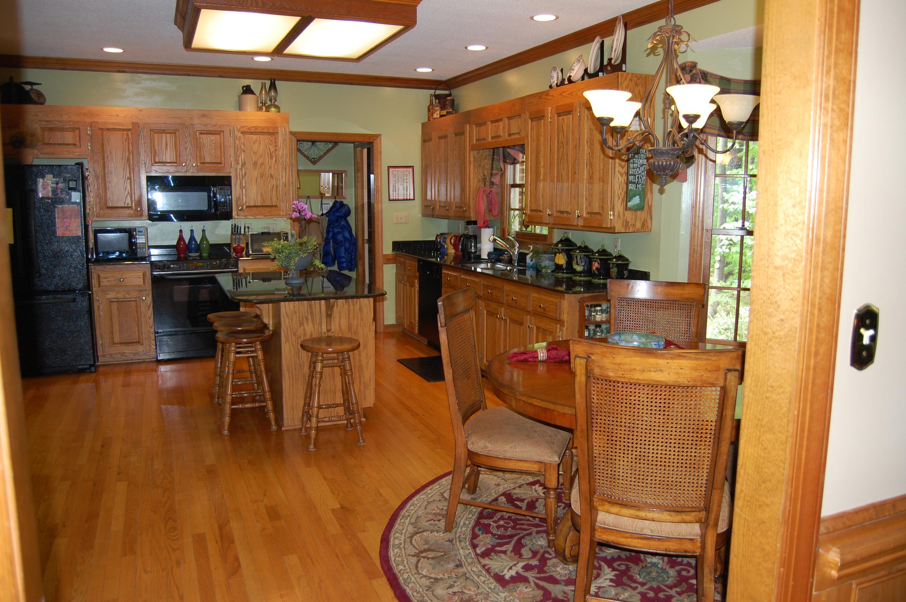 BEFORE - Buckingham Kitchen Remodel