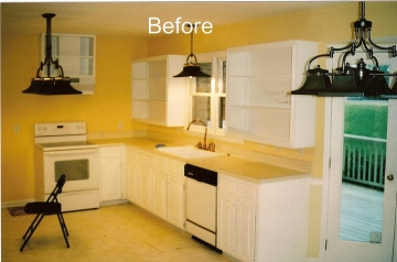 Before Kitchen Remodel