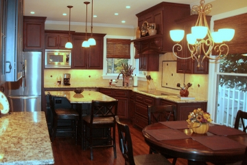 After Kitchen Remodel - Gold STAR Award