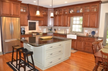 AFTER - Colonial Kitchen Remodel