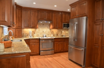 AFTER - Kitchen Remodel - Gold STAR Award