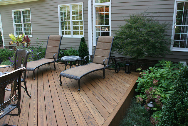 After Deck Addition