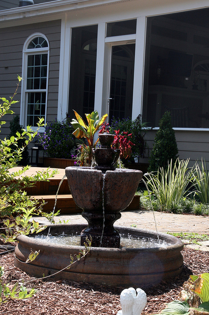 Outdoor Water Feature
