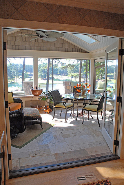Screen Porch Addition - Gold STAR Award