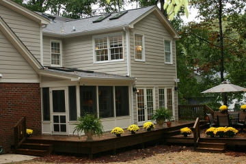 After Porch Addition
