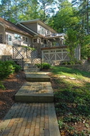 After Porch and Terrace Addition - Gold STAR Award