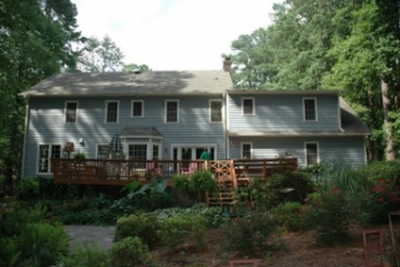 Before Deck Addition