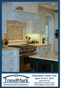 2011 Remodelers Home Tour - April 16 & 17
