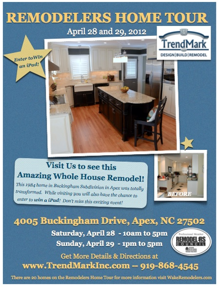 2012 Remodelers Home Tour