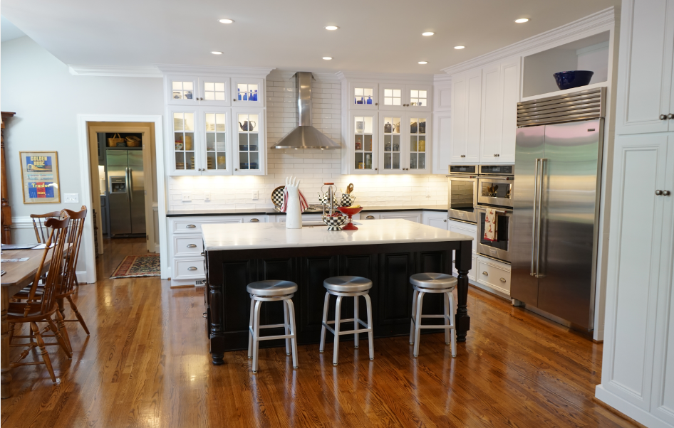 The Heart Of The Home Kitchen Remodel Trendmark Inc
