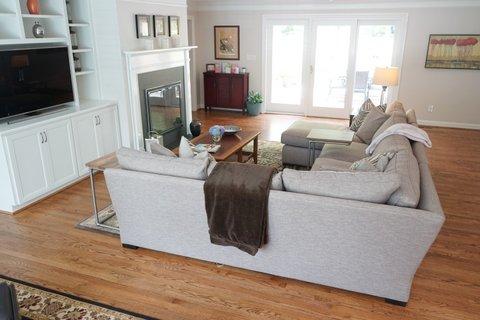 AFTER - Best Room Renovation under $50,000