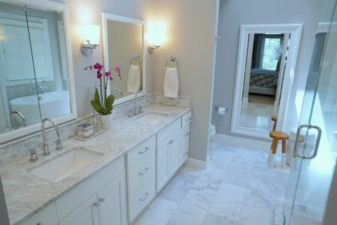 AFTER - Best Bathroom under $25,000