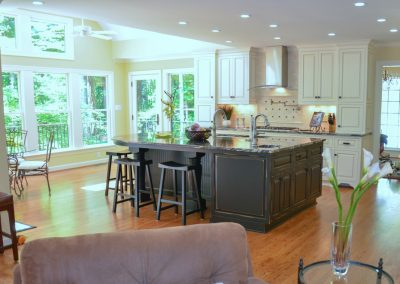 Lochmere Open Concept Kitchen Remodel