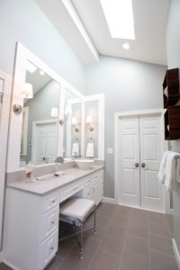 Help choosing bathroom lighting