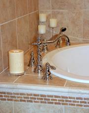 bathroom remodeling cary : trendmark inc raleigh