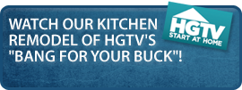 TrendMark on HGTV's Bang for Your Buck