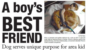A Boy's Best Friend Gainesville Times